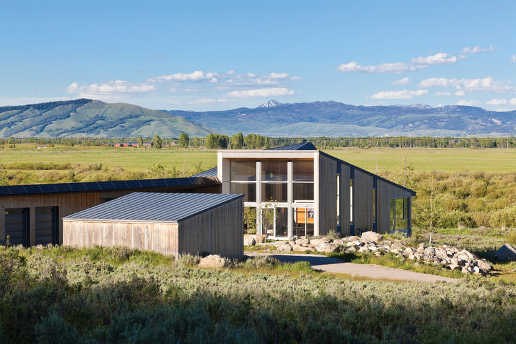 Residencia Fish Creek / DYNIA ARCHITECTS, © Ron Johnson