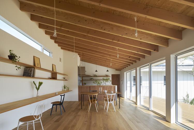 House Komoro / KASA ARCHITECTS, © Ikunori Yamamoto