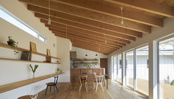 House Komoro / KASA ARCHITECTS