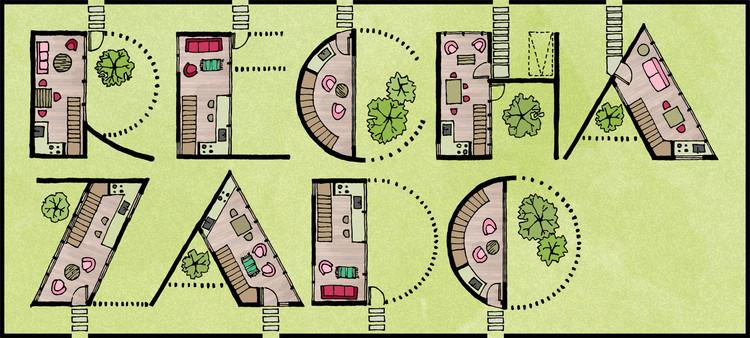 La indolente burocracia de la arquitectura rural que no nos enseñan en la escuela, © Marcos Riquelme