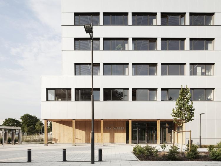 Edificio Max Weber / Atelier Pascal Gontier, © Schnepp Renou