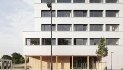 Edificio Max Weber / Atelier Pascal Gontier