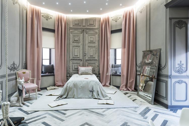 Casa FOA: espacios intervenidos reúnen las últimas tendencias en interiorismo , Pieza de niños / Francisca Holzapfel. Image Cortesía de Agencia Dos Alas