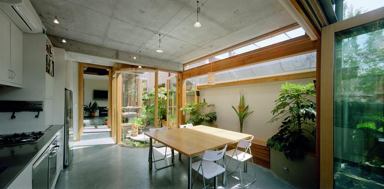 Casa verde zen architects plataforma arquitectura for Design eco casa verde