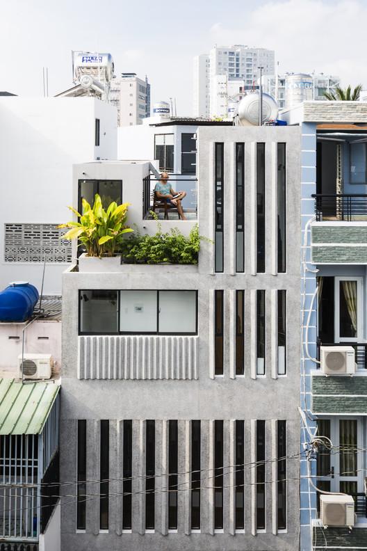 Casa 18 / Khuon Studio + Phan Khac Tung, © Hiroyuki Oki
