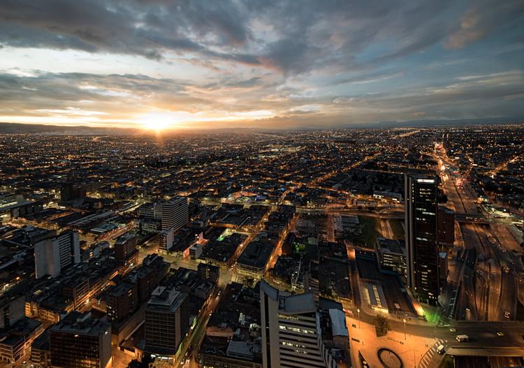Bogotá lança aplicativo que mostra sua evolução urbana nos últimos 20 anos, Bogotá. Imagem © Fernando Garcia [Flickr], bajo licencia CC BY 2.0