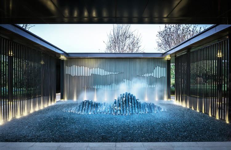 Courtesy of FLOscape Landscape Design Company - Vanke Park Mansion 'True Love' / FLOscape Landscape Design Company