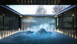 Vanke Park Mansion 'True Love' / FLOscape Landscape Design Company