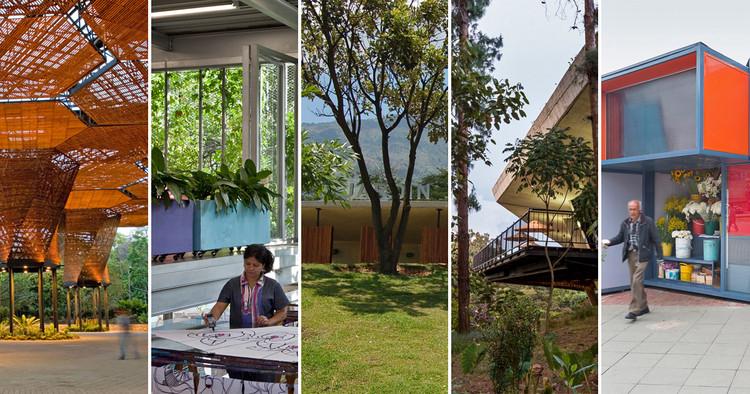 5 obras colombianas que honran a la naturaleza