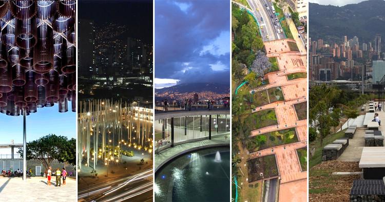 10 parques y plazas que enmarcan el paisaje urbano y la naturaleza en Colombia, Difusión. Image10 parques y plazas que enmarcan el paisaje urbano y la naturaleza en Colombia