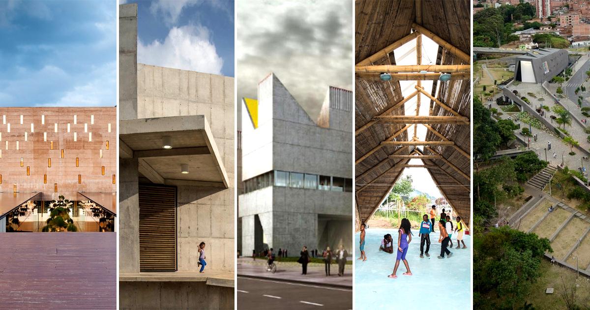 5 proyectos de arquitectura para la paz en colombia for Arquitectos colombianos