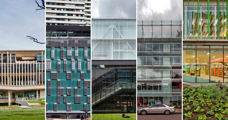 8 proyectos que están transformando la arquitectura universitaria en Colombia, 8 proyectos que están transformando la arquitectura universitaria en Colombia. Image