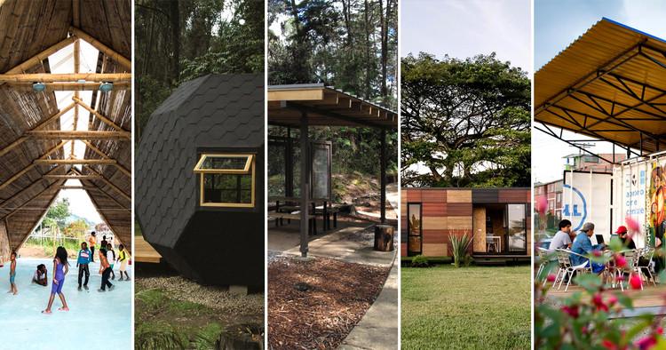 10 proyectos de arquitectura ligera, modular y adaptable en Colombia, 10 proyectos de arquitectura ligera, modular y adaptable en Colombia. Image