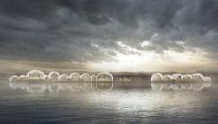 PRÁCTICA + Rodrigo Pérez de Arce presentan diseño para el Centro Antártico Internacional en Chile