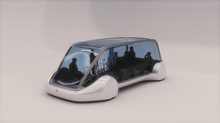 Elon Musk obtiene permiso para construir túnel subterráneo en Los Angeles, Cortesía de The Boring Company