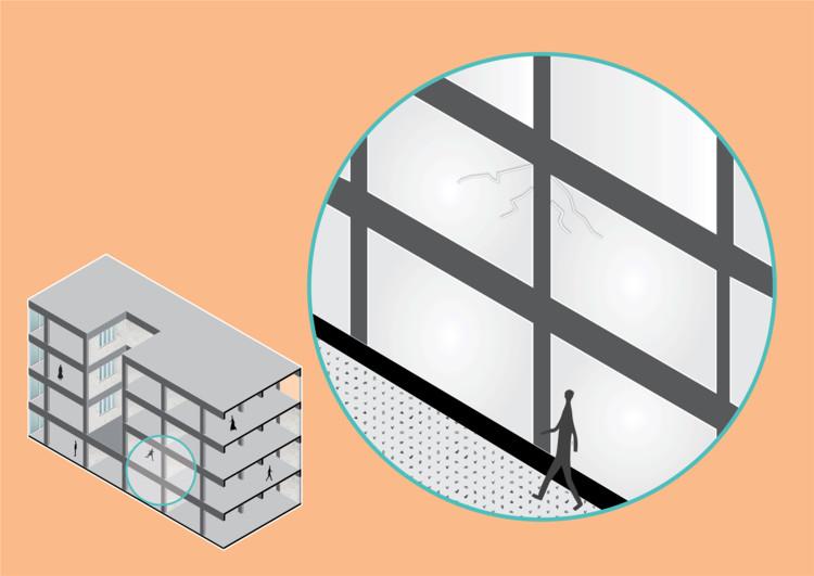 O que as rachaduras nas estruturas de concreto querem dizer?, © Matheus Pereira