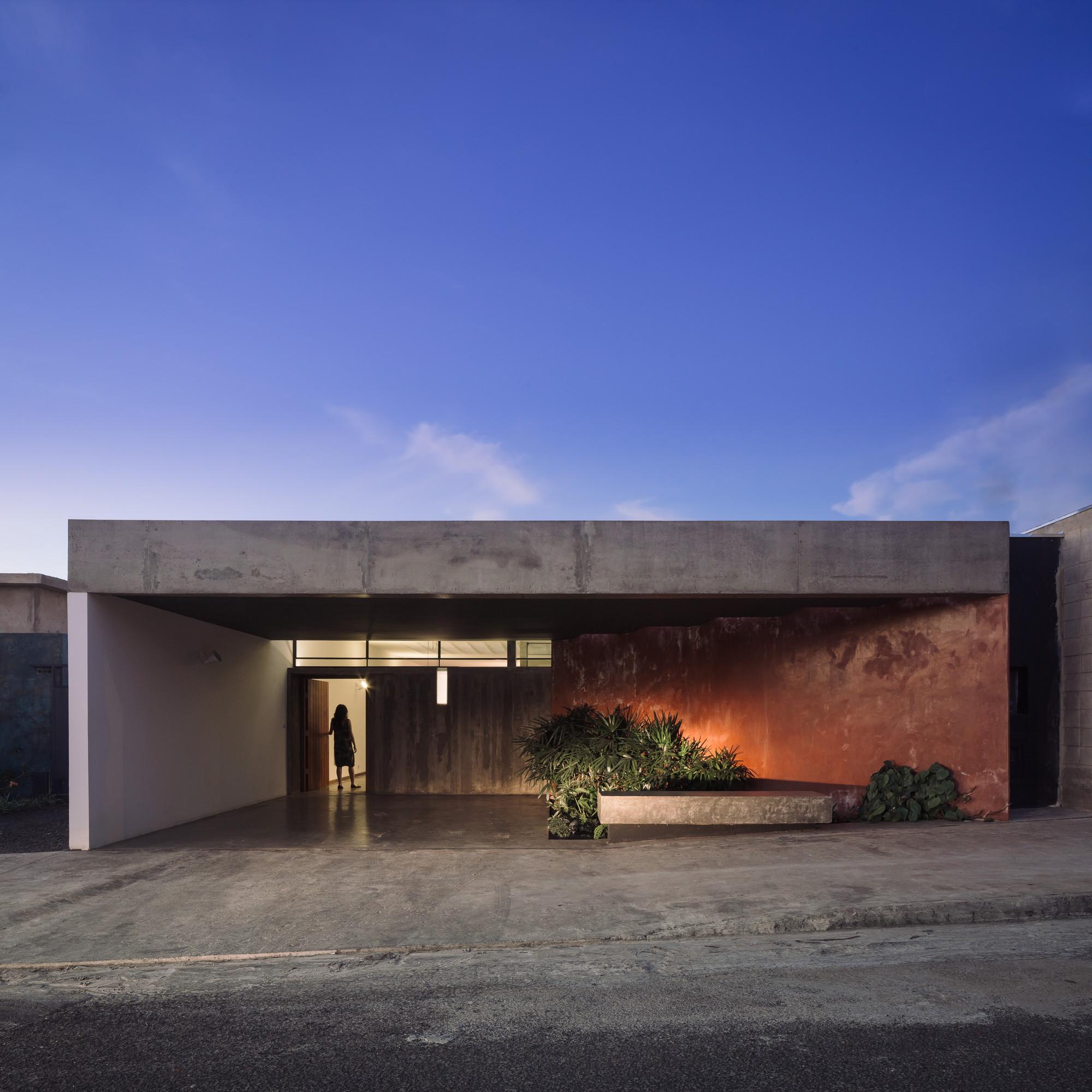 Casa s/d nº01 / Vão Arquitetura