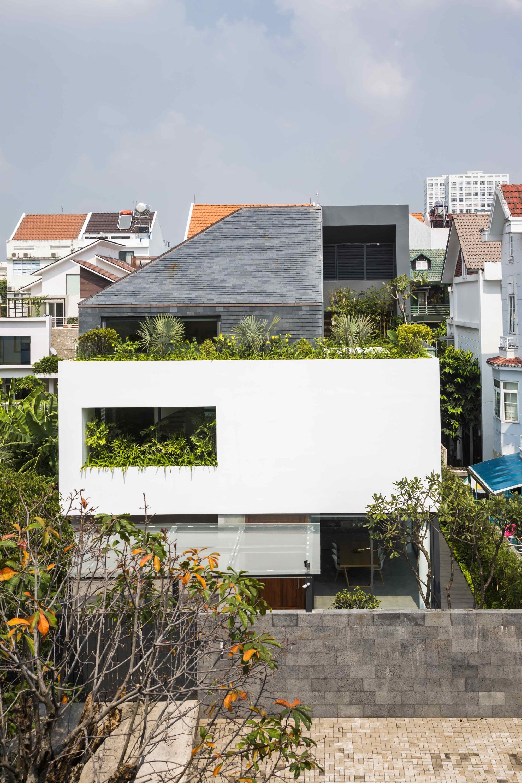 Casa cubo blanco / MM++ architects