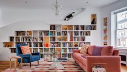 House for Booklovers and Cats / BFDO Architects