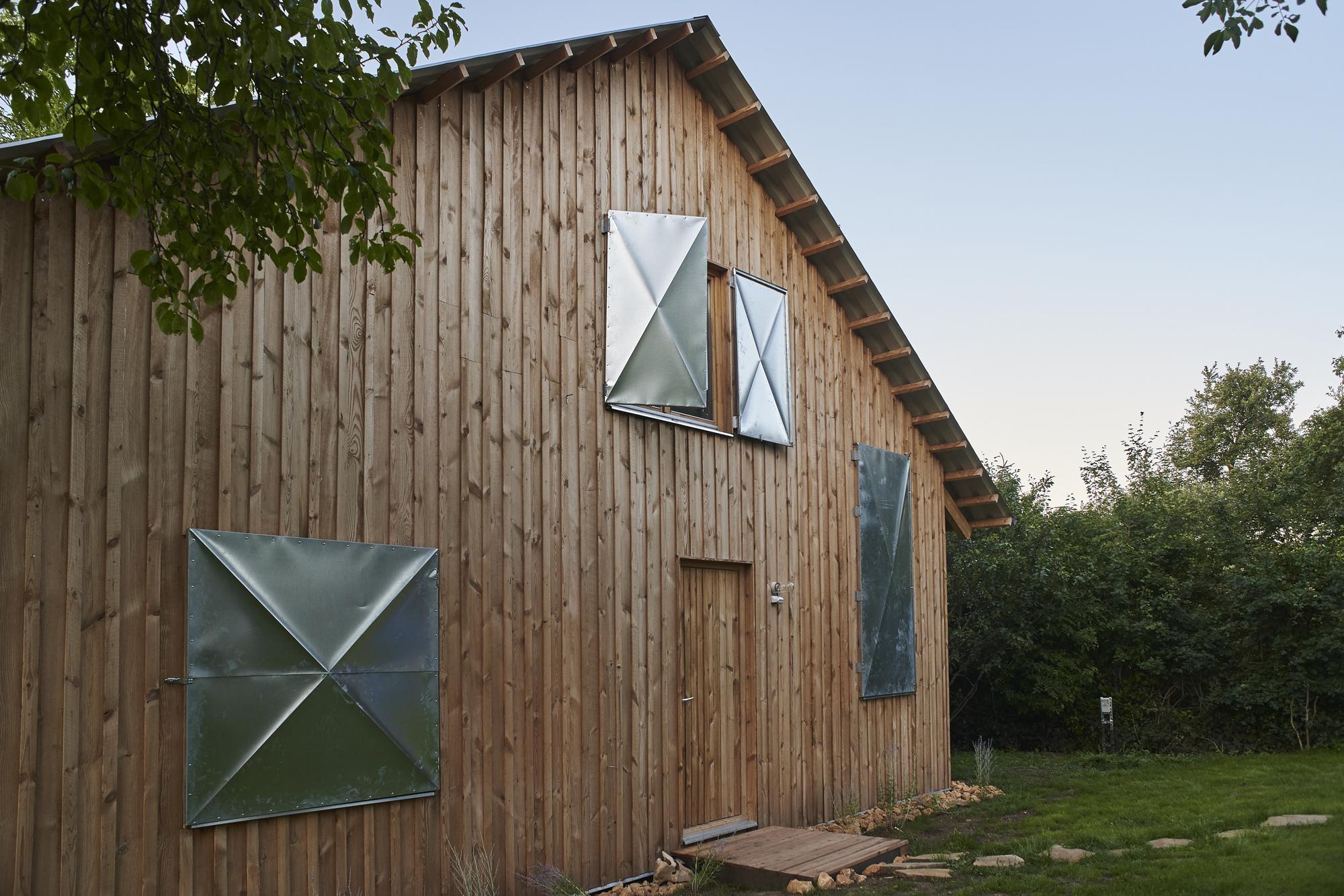 Galer a de la casa del dise ador gr fico architecture - Disenador de casas ...