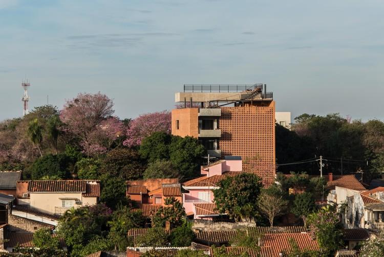 José Cubilla: 'Los latinoamericanos estamos acostumbrados a adoptar modelos de algunos lugares', Edificio San Francisco / José Cubilla. Image © Lauro Rocha