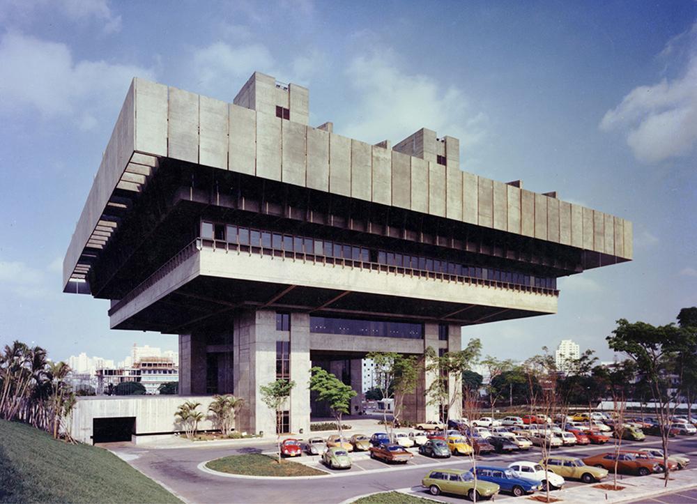 Galer a de 10 obras iconos de la arquitectura brutalista Arquitectura brutalista