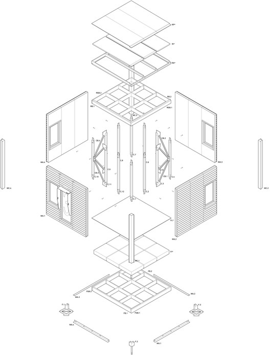 Conoce este espacio habitable y móvil llamado B.O.B