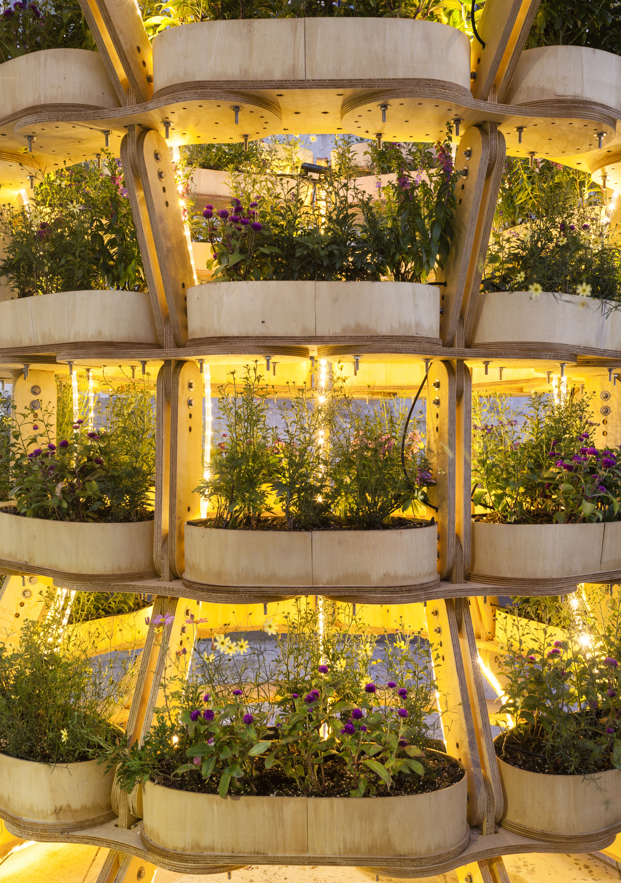 Gallery of Open Source Plan for a Modular Urban Gardening Structure ...