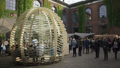 Algae Dome by SPACE10 Could 'Combat Chronic Malnutrition'