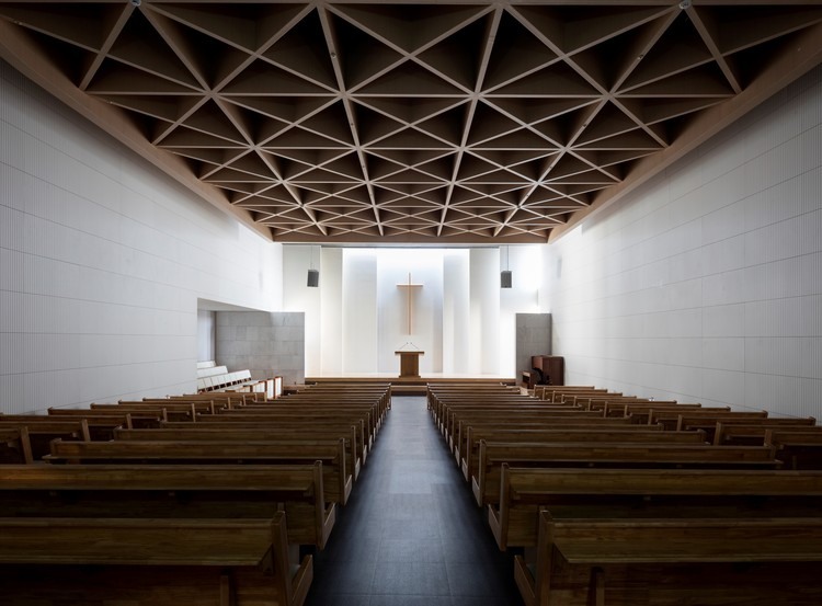 Heavenly Gem Church / Lee Eunseok + Atelier KOMA, © Namgoong Sun
