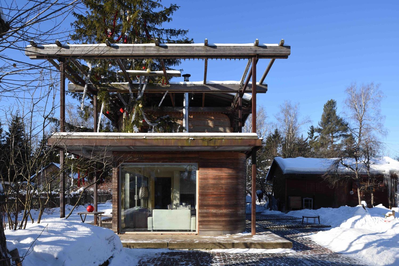 Living Pavilion / Nefa Architects