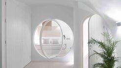 Casa de verano en Santorini / Kapsimalis Architects