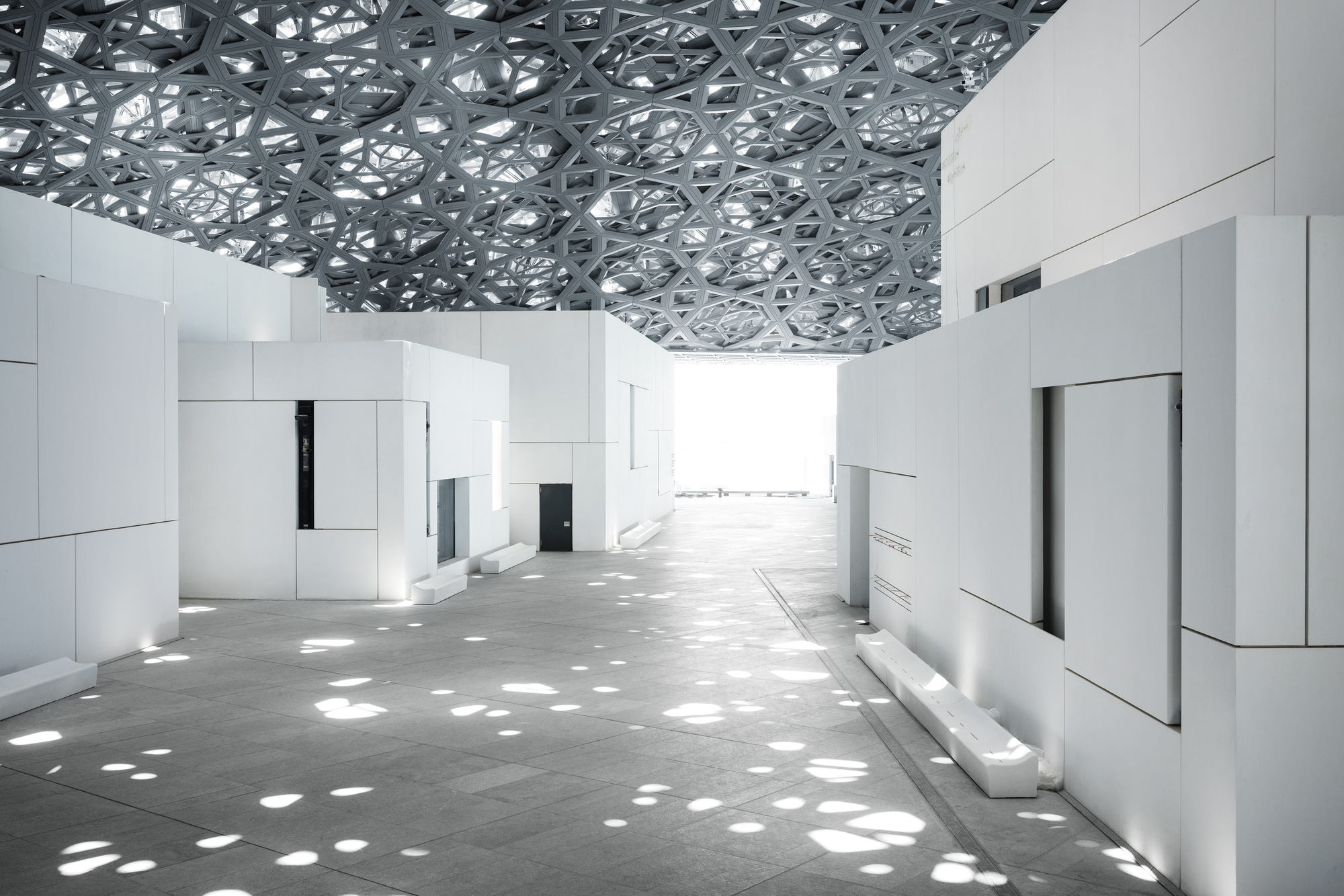Gallery of louvre abu dhabi announces november grand opening 4 - Date construction du louvre ...