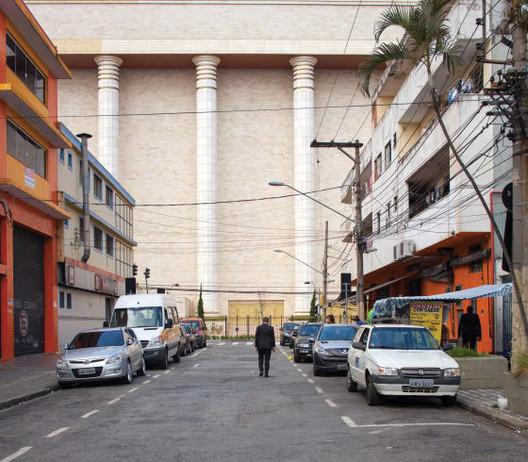 Sedução em escala monumental: o Templo de Salomão em São Paulo, © Tuca Vieira