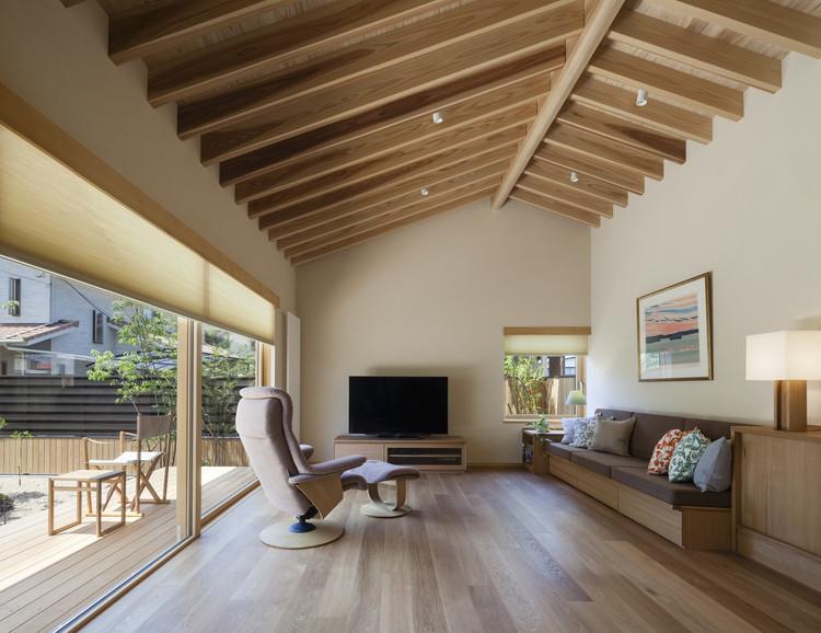A Warm Final Residence / Takashi Okuno & Associates, © Shigeo Ogawa