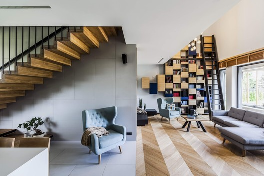 La Casa Propia / ZONA Architekci