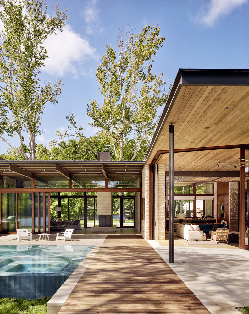 Gallery of Lake Austin Residence / A Parallel Architecture - 11