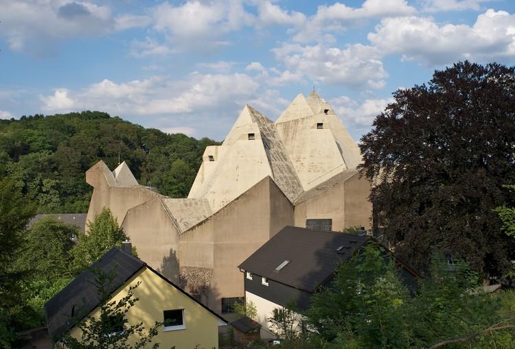 Clássicos da Arquitetura: Neviges Mariendom / Gottfried Böhm, © Yuri Palmin