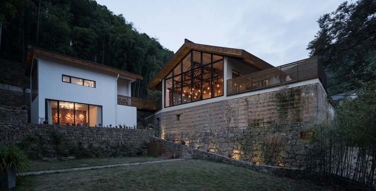 Half House / SU Architects, © Hao Chen