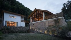 Half House / SU Architects