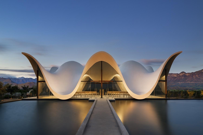 Una selecci n de arquitectura africana contempor nea m s - Mas arquitectura ...