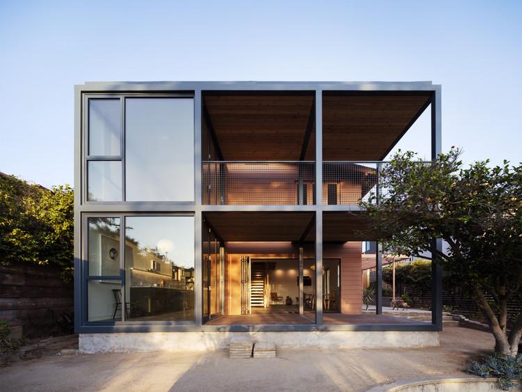Residencia  Fleischmann / PRODUCTORA, © Rory Gardiner