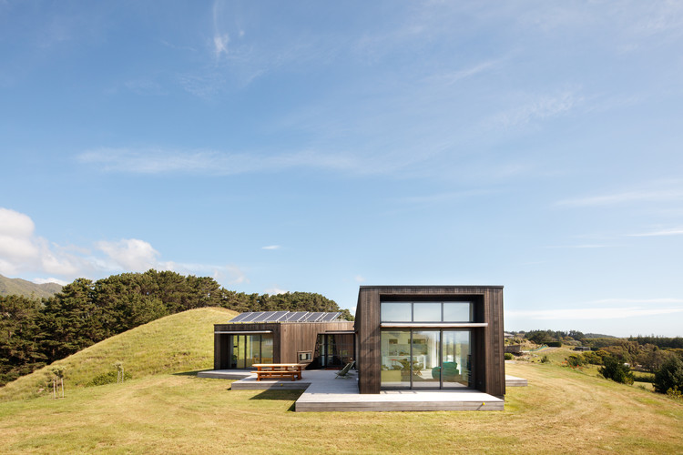 Peka Peka House I / Herriot Melhuish O'Neill Architects, © Jason Mann