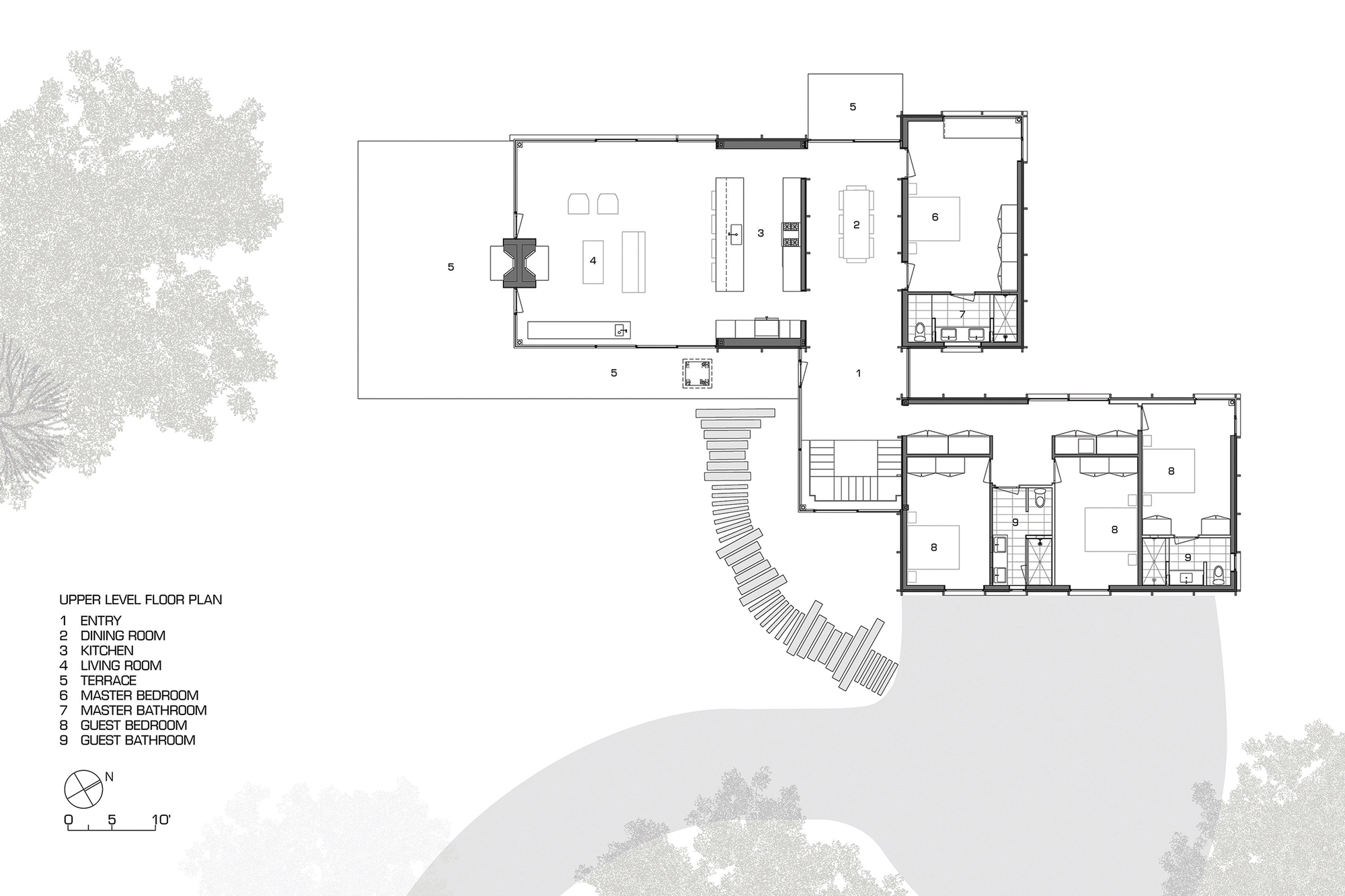 Lake house floor plans with pictures