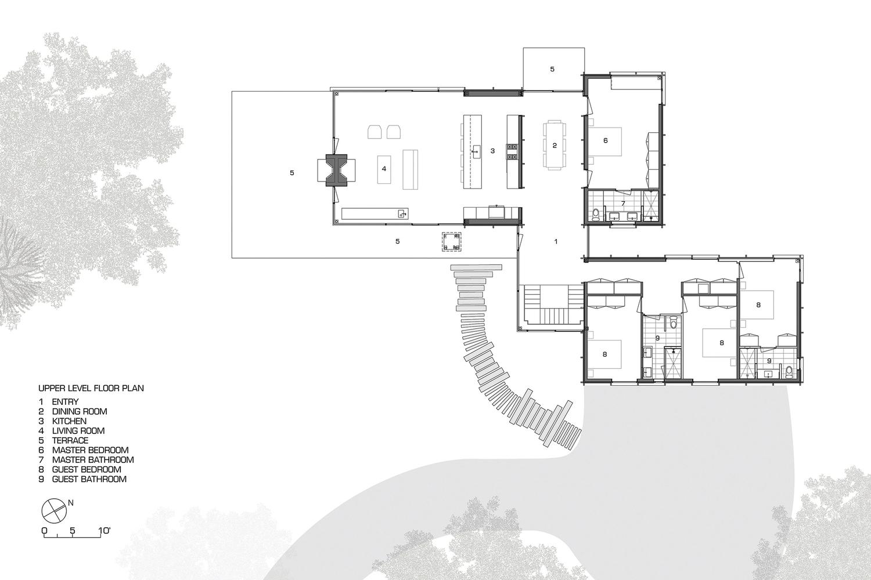Gallery of Michigan Lake House Desai Chia Architecture