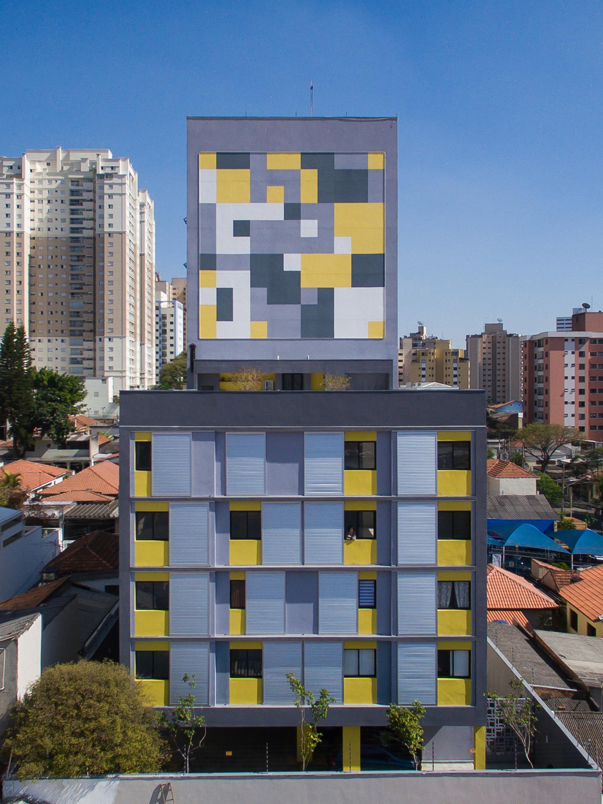Edifício Tribo São Judas / Onze arquitetura