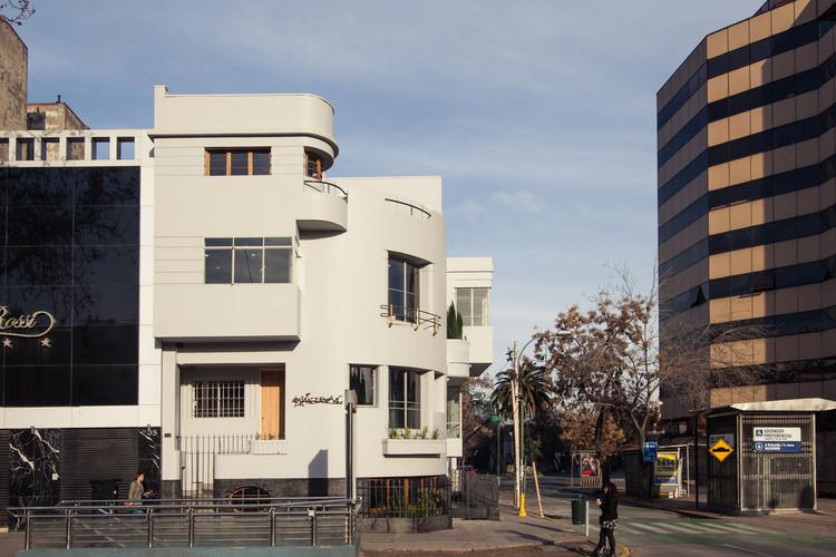 Reciclaje Casa Dagorret / Bauer Arquitectos, © Alvaro Manríquez