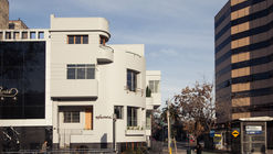 Reciclaje Casa Dagorret / Bauer Arquitectos