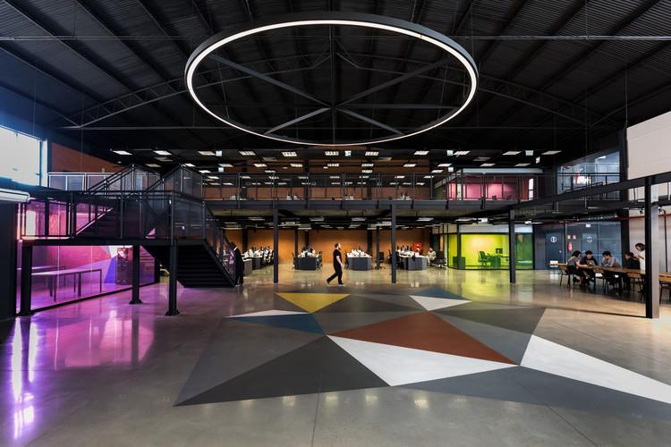Thyssenkrupp GSS / Arquitetura Nacional, © Marcelo Donadussi