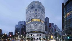Ginza Place / Klein Dytham architecture + TAISEI DESIGN Planners Architects & Engineers